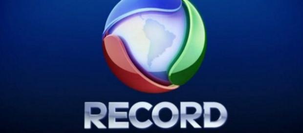 Logo da TV Record - Foto/Divulgação