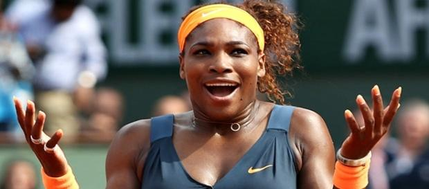 Serena Williams, a atual número 1 do mundo