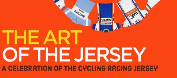 The Art of the Jersey: A new book about cyclng teams' attire.