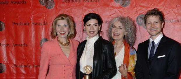 The Good Wife Cast PHOTO CREDIT: ANDERS KRUSBERG / PEABODY AWARDS