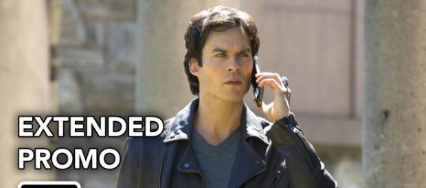 The Vampire Diaries 7x22: Damon Salvatore (Ian Somerhalder)