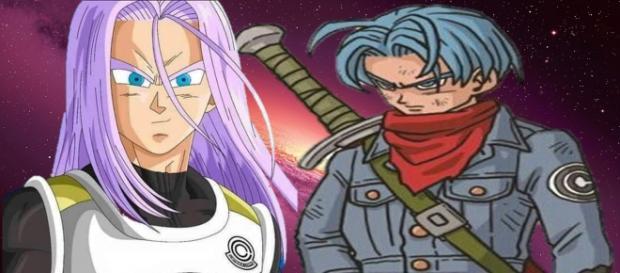 Trunks del futuro aparecerá en Dragon Ball Super