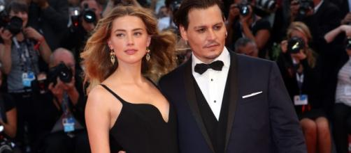 El matrimonio de Amber Heard y Johnny Depp