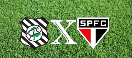 Figueirense x São Paulo: assista ao vivo na TV e online