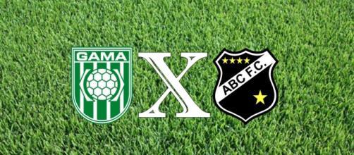 Gama x ABC-RN: também é noite de Copa do Brasil