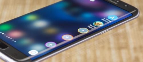 Il nuovissimo Samsung Galaxy S7 Edge
