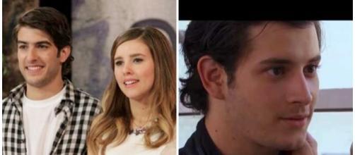 O casal juvenil de Meu Coração é Teu (Foto: Televisa)