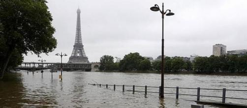 París sufre la mayor crecida del río Sena en más de tres décadas