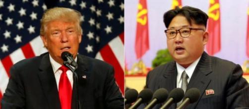 Trump está dispuesto a iniciar el diálogo con Corea del Norte