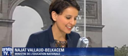 Ultime notizie scuola, mercoledì 1 giugno 2016: il ministro francese Najat Vallaud-Belkacem