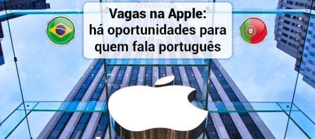 Apple está em busca de profissionais fluentes em português - Foto: Reprodução Inc