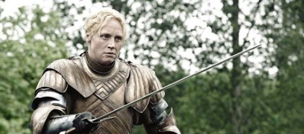 Brienne tem importante ancestral (Foto: HBO)