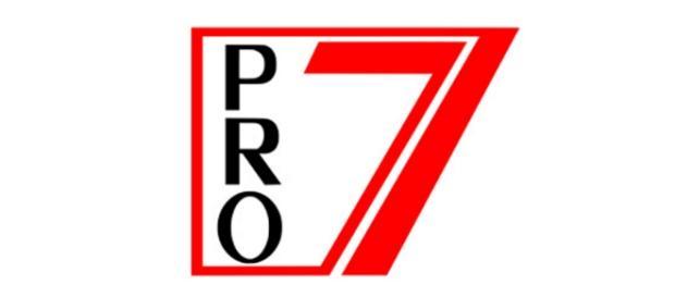 Das war einst das ProSieben-Logo bis 1994