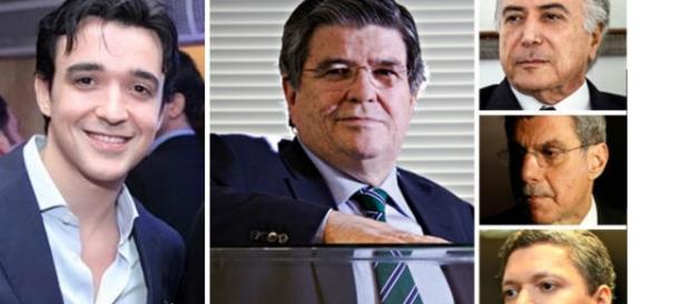Filho de Sérgio Machado virá delator e poderá revelar detalhes do esquema