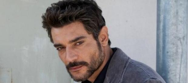 Giuseppe Zeno, uno degli attori di fiction più amati.