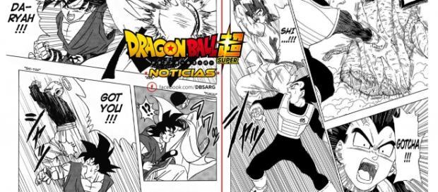Imagen de los dos mangas numero 1