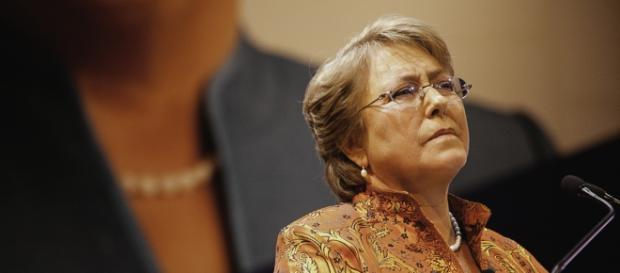 Imagen: Michelle Bachelet   Diario Universidad de Chile