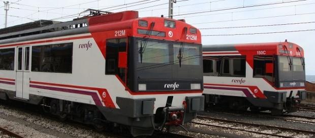 Muere joven atropellada por un tren en Murcia