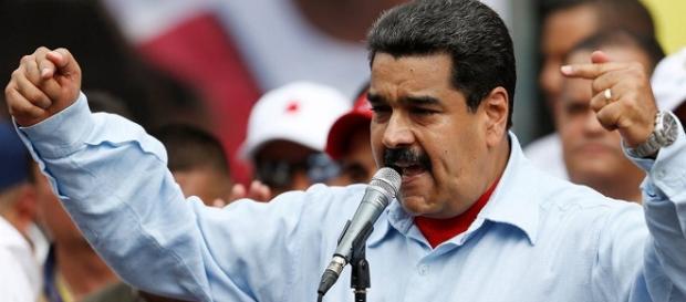 Nicolás Maduro demandará a la Asamblea Nacional