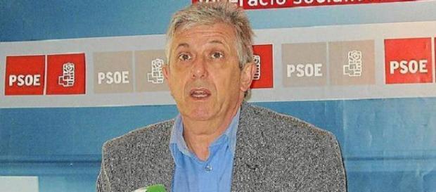 Politicianul socialist Enric Casanova