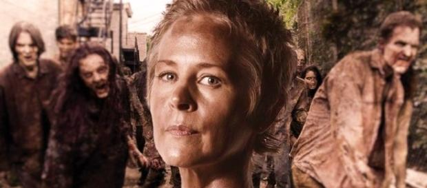 Il futuro di Carol in The Walking Dead 7