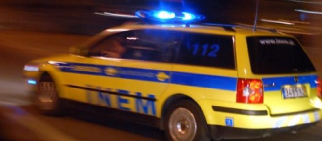 Três feridos graves em acidente na EN125