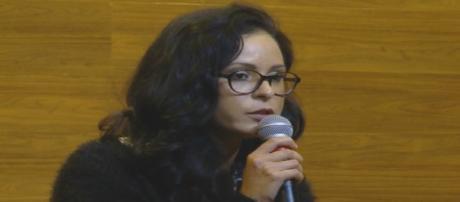Ana Paula de Oliveira, coordenadora do grupo de trabalho da CBF.
