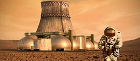 The first colonists of Mars - Photo: ro.wikipedia.org