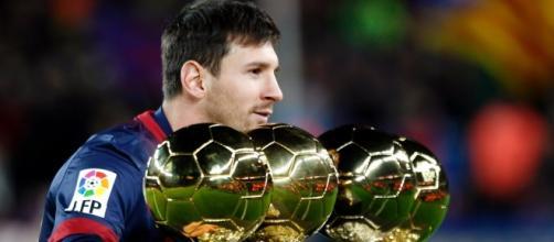 Barcelona quiere retener a Messi hasta 2022