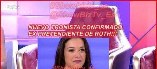 Ex pretendiente de Ruth confirmado como tronista!!!