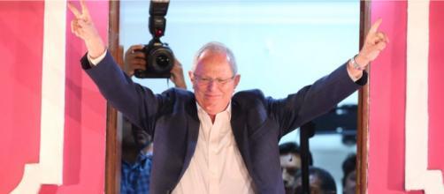 """Representante del partido político """"Peruanos por el Kambio"""" es el nuevo presidente del Perú"""