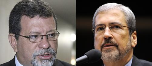 União casual entre rivais PT e PSDB