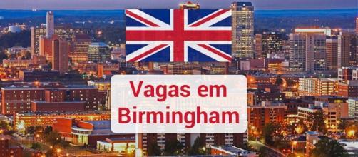 Vagas em Birmingham na Inglaterra. Foto: Reprodução Citiesoflove.