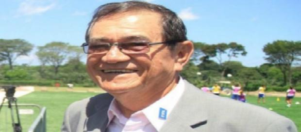 Coronel Nunes, vice-presidente da CBF