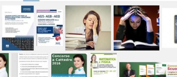 Esempi lezioni simulata concorso docenti 2016.