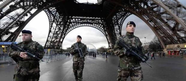 Los recientes ataques terroristas en París tienen en alerta máxima a Francia, sede de la Eurocopa de fútbol