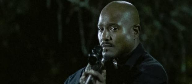 'The Walking Dead' - 'Not Tomorrow Yet' Father Gabriel Stokes screencap via AMC