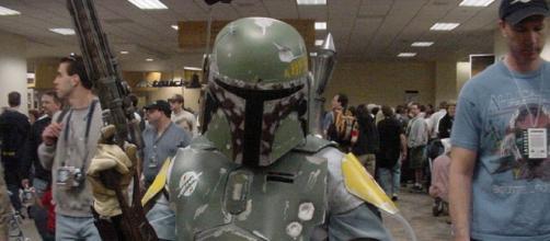 Boba Fett is popular with Star Wars' fans