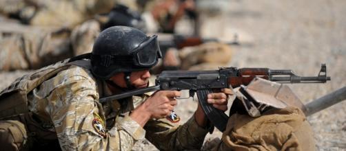 Guerra all'ISIS in Iraq: le forze governative tentano di riconquistare Fallujah.