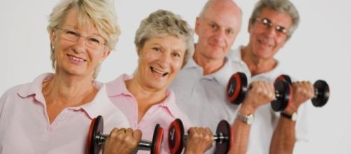 I markers metabolici migliorano con un allenamento di resistenza.