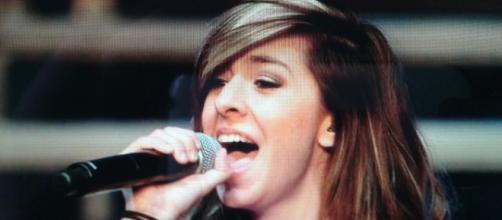 La giovane cantante assassinata 'Christina Grimmie'