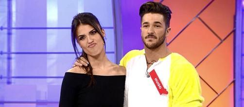 Sofía y Hugo en el programa MYHYV.