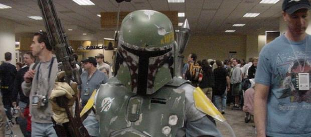 Boba Fett is popular with Star Wars' fans