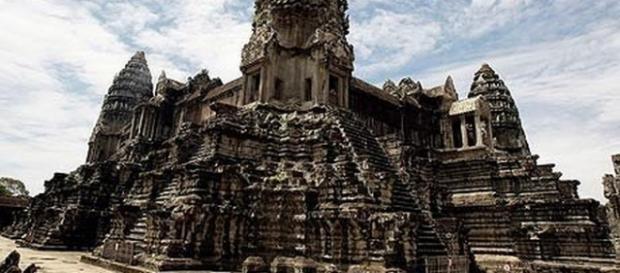 Descoperire extraordinară în apropiere de Angkor Wat