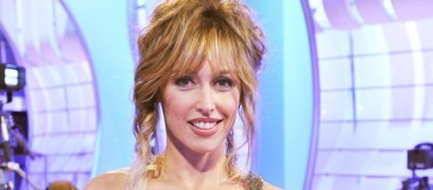 Emma García, la presentadora del exitoso programa de Telecinco.