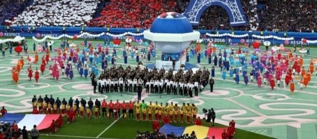 Franța - România deschide Euro 2016