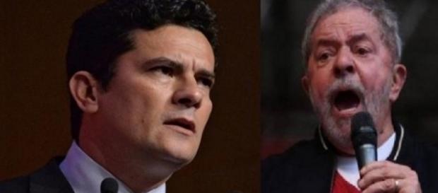Lula e Sérgio Moro devem ser encontro na Justiça