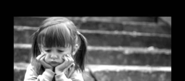 Transtorno depressivo maior em crianças.