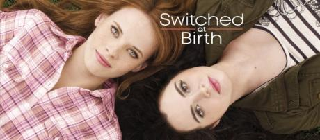 Switched at Birth promotional poster. (ABC FAMILY)