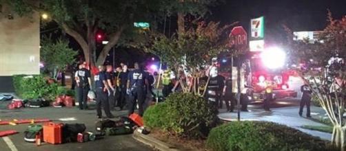 Ataque en el club Pulse en Orlando. 50 muertos y 53 heridos